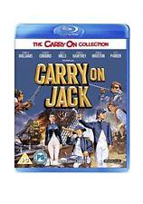 Carry On Jack  [1963] [Blu-ray] [DVD][Region 2]