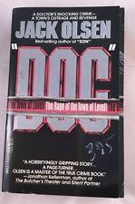 Doc: The Rape of the Town of Lovell, Jack Olsen True Crime PB 1990