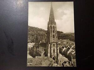 AK FREIBURG im Breisgau Münster U.L. Frau