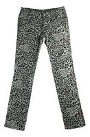 Girls Size 14 ~ Guess Leopard Print Skinny Jeans ~ MBC