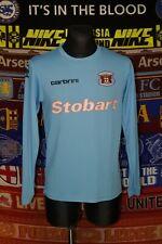 4/5 Carlisle United adults S 2011 football shirt jersey trikot soccer