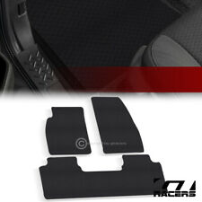For 2010-2016 Buick LaCrosse Honeycomb HEX Rubber All Weather Floor Mats Carpets(Fits: LaCrosse)