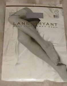 Lane Bryant Size B Light Gray Daysheer What Women Wear Pantyhose