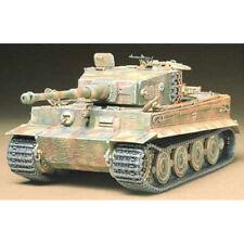 Tamiya 35146 Tanque Tiger I Late Version 1:35 Modelo Militar Kit