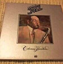 COLEMAN HAWKINS GIANTS OF JAZZ 3 X LP BOX SET 1979 ORIG AUSTRALIAN PRESS J06STL