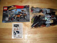 Lego Super Heroes Crossbones Hazard Heist 76050 No Minifigs READ