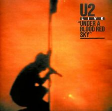 Under A Blood Red Sky by U2 (CD)