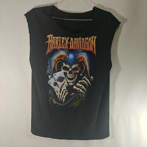 2014 Harley Davidson Poker Black T-Shirt Maryville, Tennessee Blackjack