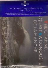 ROYAL MAIL CHANNEL TUNNEL COLLECTION GIFT PACK JOINT ISSUE GB & FRANCE COMPLETE