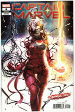 CAPTAIN MARVEL #8 INHYUK LEE CARNAGE-IZED VARIANT 1ST APPEARANCE OF STAR 2019