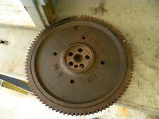 Flywheel + starter ring X Yanmar 3TNE68 engine (John Deere 3008D002) ...£60+VAT