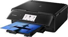 Canon Pixma Home Wireless Inkjet MFC Printer Black Ts8160bk