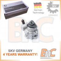 GENUINE SKV GERMANY HEAVY DUTY STEERING SYSTEM HYDRAULIC PUMP FOR BMW X5 E53