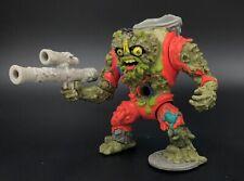 MUCKMAN 1990 Teenage Mutant Ninja Turtles Near Complete TMNT