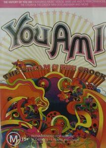 You am I DVD - The Cream and the Crock DVD R4 - RARE