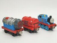 Thomas & Friends Tank Engine Take n Play Along Diecast Jet Engine & Fuel Cars