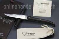 Laguiole en Aubrac  L0512RWI/LSB1  Wenge 12 cm  Taschenmesser  Messer