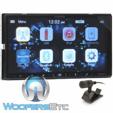 "ALPINE ILX-W650 7"" DIGITAL MEDIA RECEIVER BLUETOOTH APPLE CAR PLAY ANDROID AUTO"
