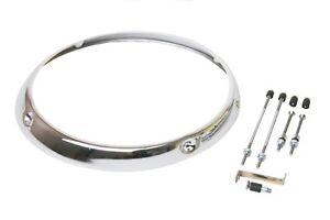 Headlight Trim  URO Parts  91163110204