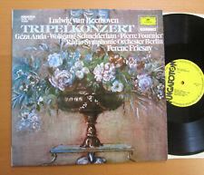 SLPXL Beethoven Triple Concerto Anda Schneiderhan Fournier Fricsay Hungaroton NM