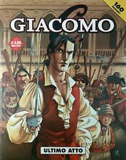 Giacomo C. N° 7 - Ultimo Atto - Serie Rossa 7 - Editoriale Cosmo NUOVO