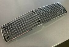 USED 1987 - 1988 CHROME Cadillac Deville FWD Grille