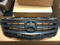 Mercedes Sprinter Front Facelift Grill Plastic Only New Shape Model 2013 Onwards