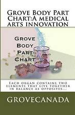 NEW Grove Body Part Chart:A medical arts innovation by Sari Grove