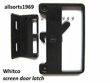 SLIDING SCREEN DOOR LOCK BASS LATCH & CATCH