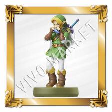 amiibo Link Ocarina of Time ( Legend of Zelda ) for Nintendo Toy F/S