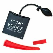 Zone Tech Air Pump Wedge Shim Bag Spreading Tool Auto Jack Align Door Leveling