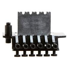 Guitar Tremolo Bridge Double Locking Black Floyd Rose Lic H1J3