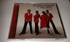 GLADYS KNIGHT & THE PIPS THE GREATEST HITS 18 TRX INC MIDNIGHT TRAIN TO GEORGIA