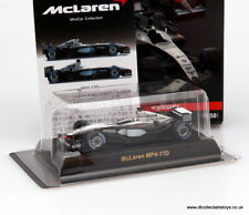 KYOSHO 1/64 Diecast 2003 McLaren MP4-17D #5 D. Coulthard F1 MINICAR Collection