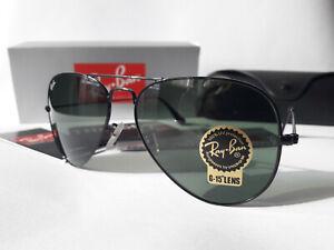 Ray Ban Sonnenbrille RB3025 L2823 58-14 Aviator Neu