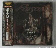 POISON - Native Tongue JAPAN CD OBI RAR! TOCP-7585 RICHIE KOTZEN