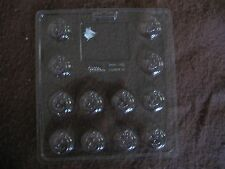 Vintage Pumpkin Candy Mold by Wilton