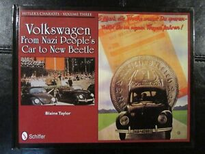 VOLKSWAGEN FROM NAZI PEOPLE'S CAR TO NEW BEETLE