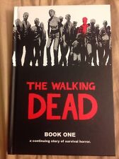 The Walking Dead Book One 1 Signed by Robert Kirkman (2010, Hardcover) No COA