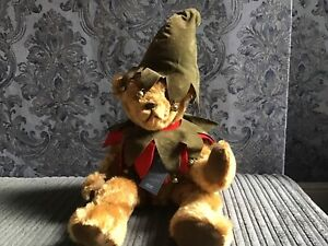 American Artist Bear Jester, Made For Teddy Hermann.