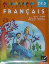 Facettes CE2 - Livre de l'Eleve Nouveaux programmes