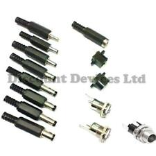 Lots 5.5 x 2.1 mm dc adapter plug 4.8 1.7 3.3 EIAJ-04 3.5 2.5 1.35 0.8 2.35 0.7