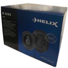 "HELIX B 69X Blue Series - 3 Wege ( 6x9"" ) oval Triax Lautsprecher Paar"