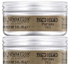 Tigi Bed Head B For Men Matte Separation Workable Wax 2 x 85g Duo Pack