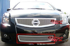 Fits 07-10 Nissan Sentra SE-R Stainless Lower Bumper Mesh Grille