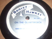 78RPM Boosey and Hawkes 2021 Band of the Grenadier Guards, On the Quarterde E