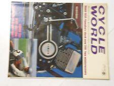 JUNE 1990 CYCLE WORLD MAGAZINE,DAYTONA 70,PUCH 125,SACHS 125,YAMAHA RS 350,AMA
