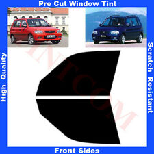 Pre Cut Window Tint Mazda Demio 5 Doors 1998- 2003 Front Sides Any Shade
