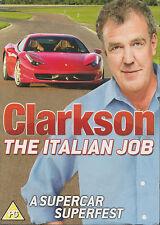 CLARKSON - THE ITALIAN JOB. Supercar Superfest. Jeremy Clarkson (2xDVD SET 2010)