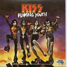 ★☆★ CD Single KISS Flaming Youth (Single Mix) 2-track CARD SLEEVE God Of Thunder
